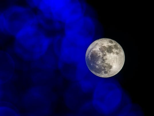 Supermoon 2018: Catch the 'Super Blue Blood Moon' in ...