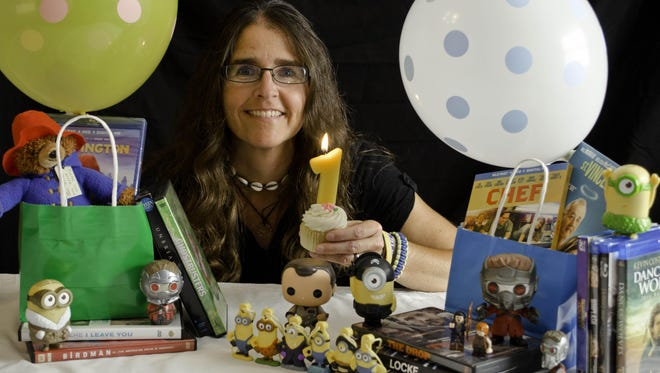 Movie Addict Melissa King celebrates one year of reviewing films for Up Next.
