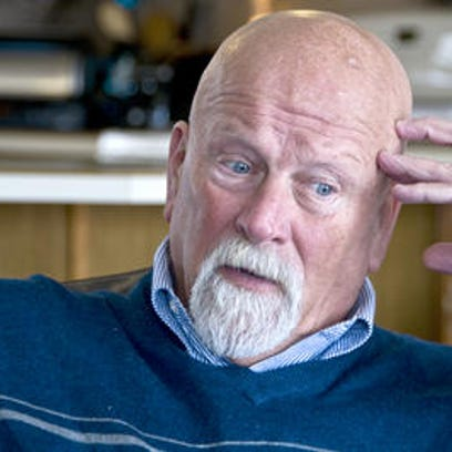 Ed Haring, former President of Kellogg Community College,