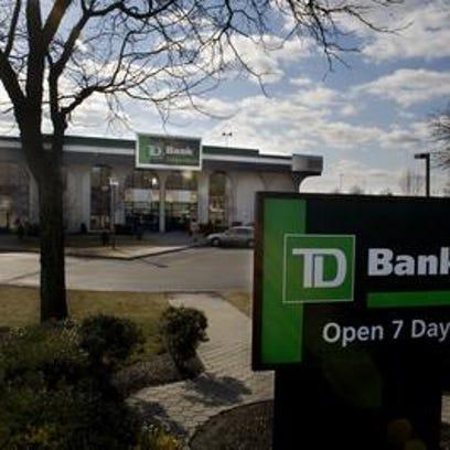 A former TD Bank employee received a jail term Thursday