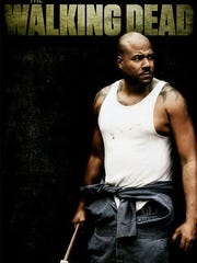 """Vincent M. Ward played Oscar on """"The Walking Dead."""""""