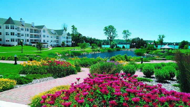 The Osthoff Resort in Elkhart Lake will hold its first