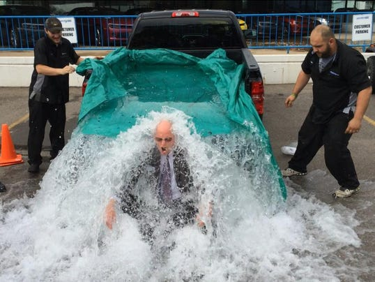 2 - gcy ice bucket challenge