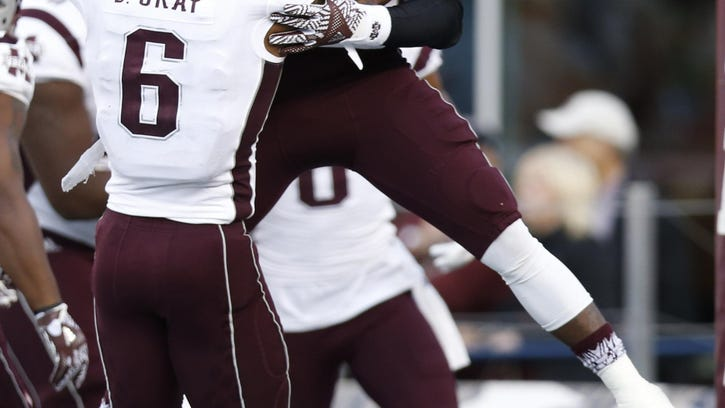 5 spring football questions for Mississippi State