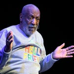 Comedian Bill Cosby, performing Friday at the Maxwell C. King Center for the Performing Arts in Melbourne, Fla., has remained mostly silent as sexual assault allegations have swirled around him.