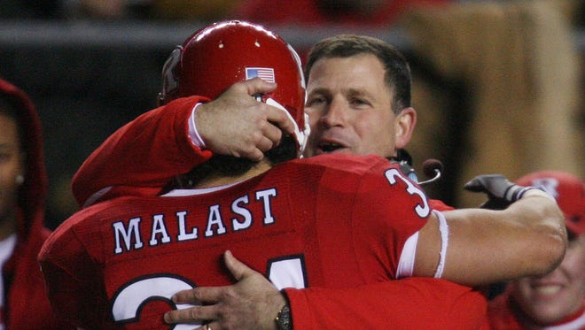 Kevin Malast starred at Rutgers under former coach Greg Schiano and likes the way new coach Chris Ash is opening the program to alumni.