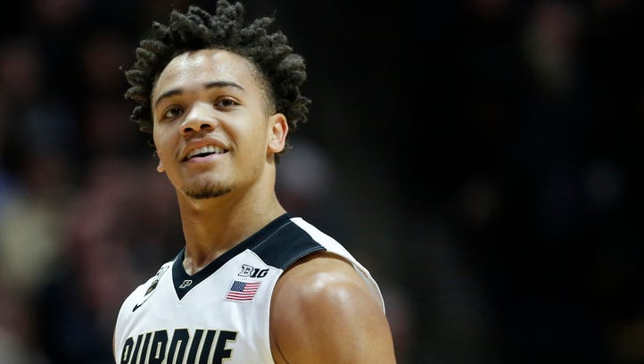 Purdue basketball's Carsen Edwards lands late NBA Scouting Combine invitation