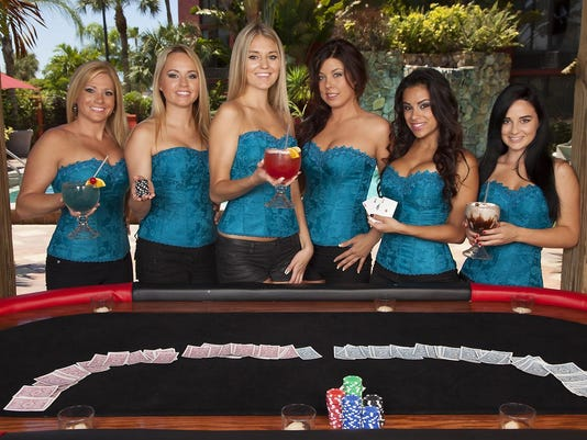 Poker Tournament dealers