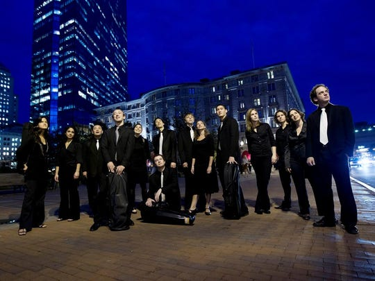 The Grammy-nominated chamber orchestra A Far Cry performs