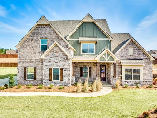 MODEL HOME PICTURE