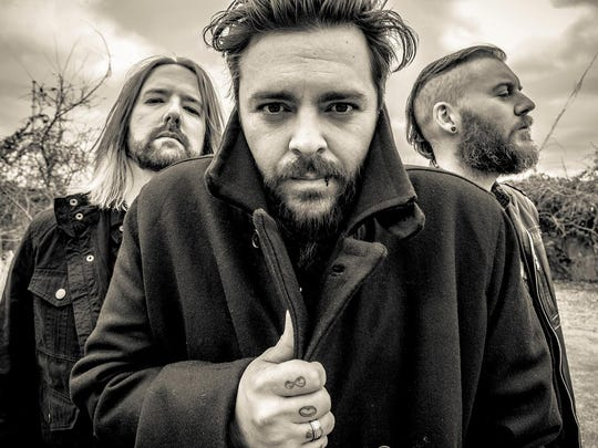 Seether takes the stage of the Gillioz by storm on