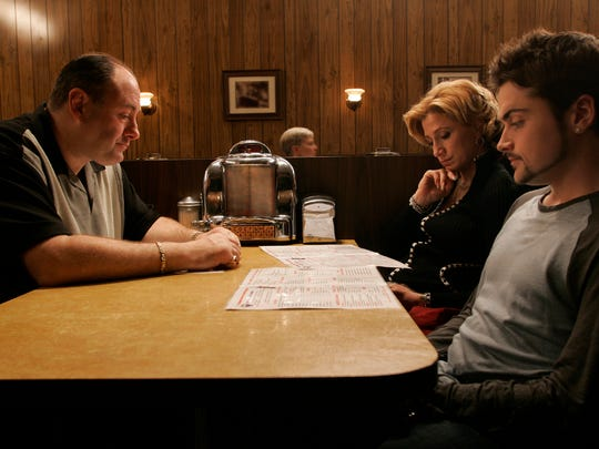 """The Sopranos"" ran on HBO from 1999 to 2007."
