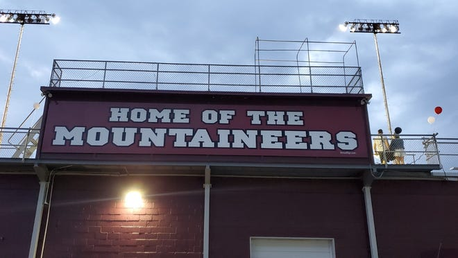 Stroudsburg High School held 2020 commencement exercises at the school's Ross Stulgaitis Stadium in Stroudsburg, making it the first public high school in Monroe County to hold graduation on campus since the start of the coronavirus pandemic.