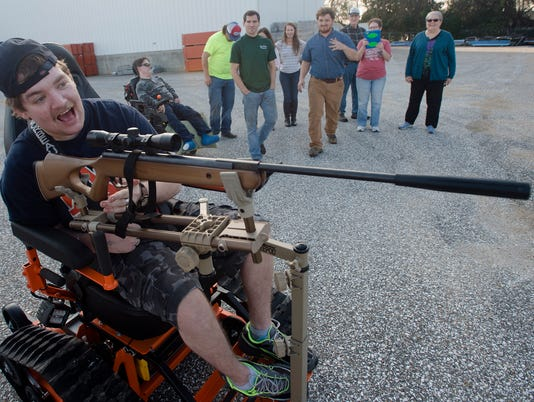 Wheelchair Giveaway 09