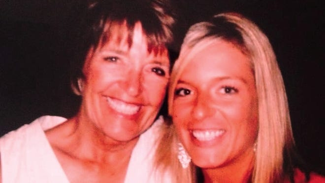 Patricia Lutz and her daughter Jessica were killed Oct. 12 as they walked on East Miami River Road.