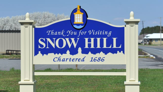 Town of Snow Hill