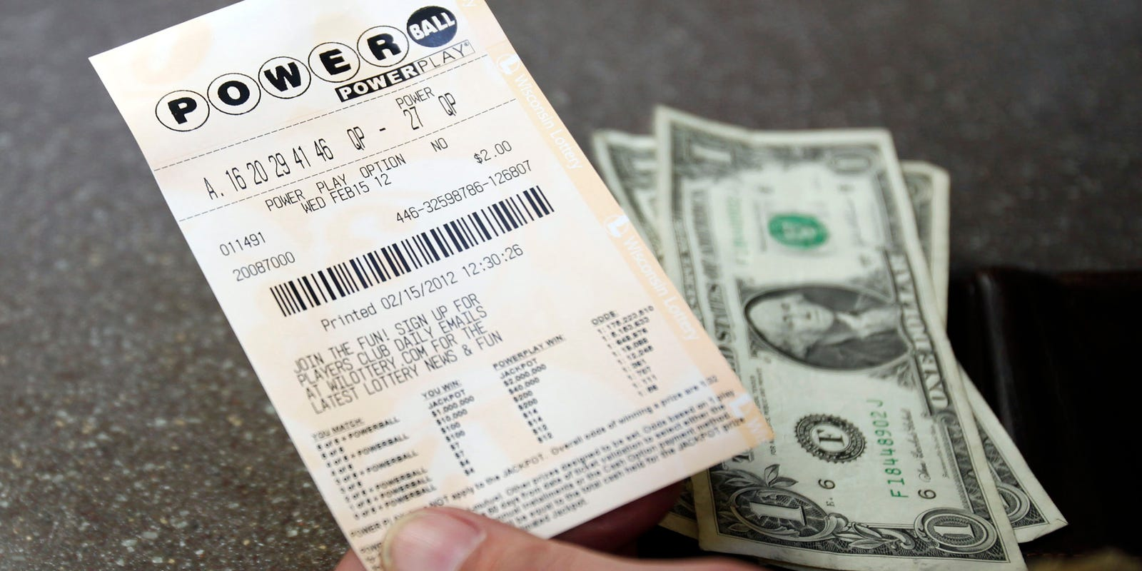 Another Winning Lottery Ticket Sold In Sheboygan