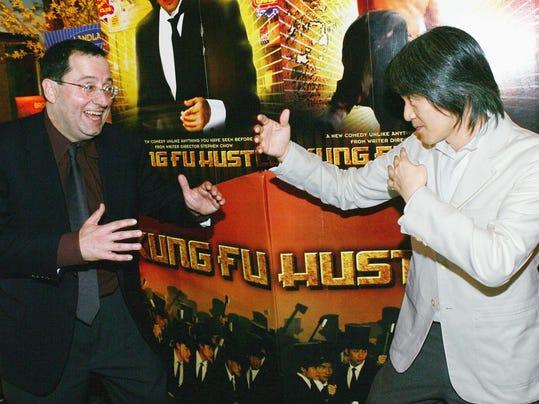 "Premiere Of ""Kung Fu Hustle"""