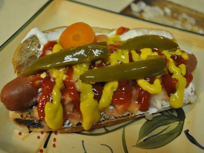 Hot Dogs El Sazon