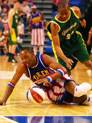 The Harlem Globetrotters are coming to U.S. Bank Arena for two games on Friday.
