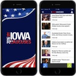 Download: Iowa caucuses app now on Android, iPhone