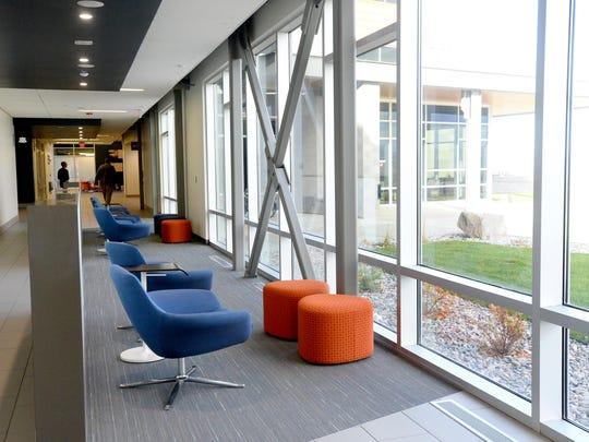 Blue Cross Blue Shield of Montana's new headquarters