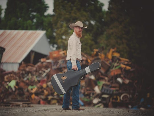 Corvallis musician Junior Raimey brings his country rock to Willamette Valley Grill on April 23.