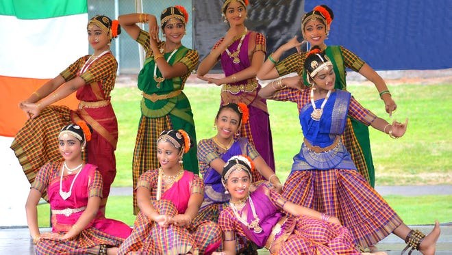 The Kalabarathi School of Dance will perform at the sixth annual Multicultural Ball on Saturday, Nov. 7.