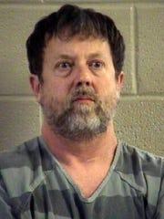 Jesse Randal Davidson, a social studies teacher, allegedly