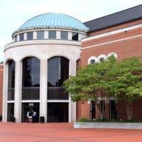 Murfreesboro City Hall is at 111 W. Vine St.