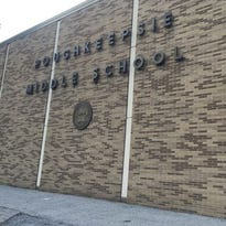 Poughkeepsie Middle School evacuated following 'smell of gas'