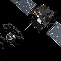 Badger: For Rosetta, getting there is half the fun