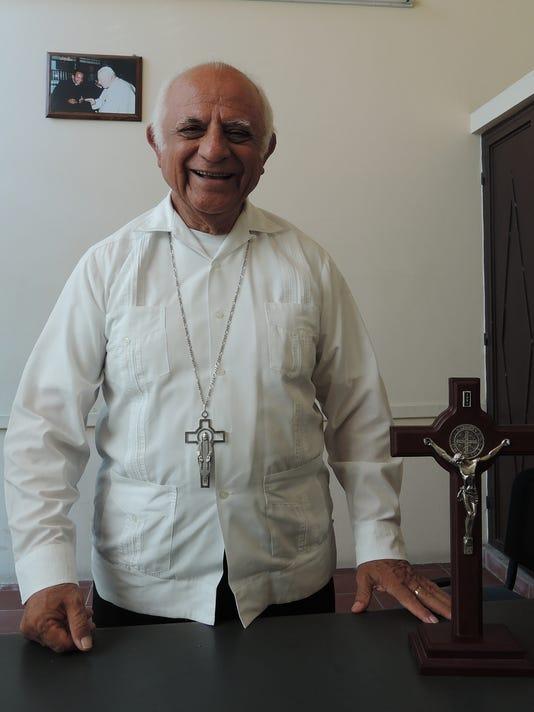 Bishop Miguel Patiño Velázquez