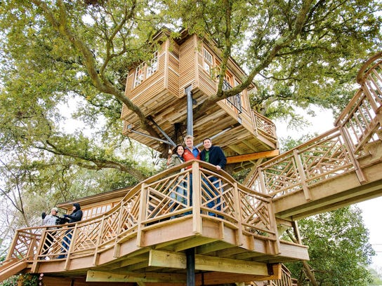 Raising Canes founder to appear on Animal Planets Treehouse Masters