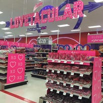 Stores have been shelling out Valentine's Day merchandise since the day after Christmas.