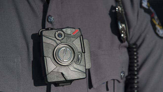 A recently awarded grant will allow Vineland police officers to be equipped with body cameras.