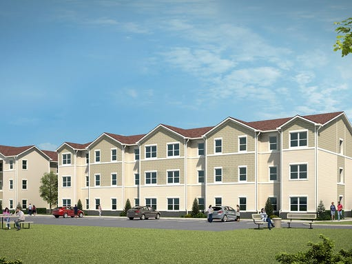 Annex of Marion OSU Student Living