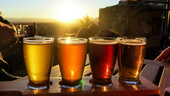Try local craft beers at the 5th Annual Glassboro Craft Beer Festival.