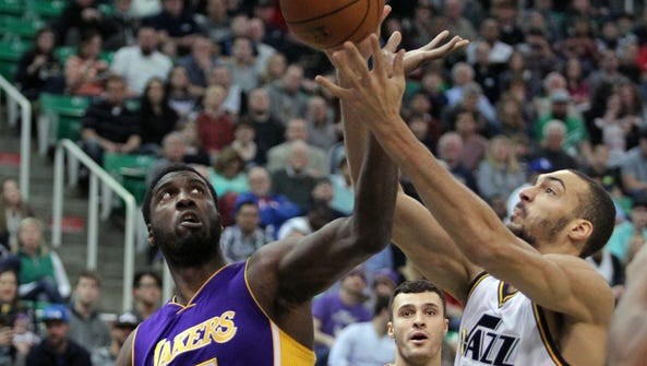 Roy Hibbert's name has been connected to the Utah Jazz