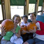 "Grand Canyon Railway typically takes passengers from Williams to the South Rim of the Grand Canyon and back. But the train offers special seasonal rides, including the Pumpkin Patch Train. Kids and parents are encouraged to don their favorite Halloween costumes for a trip to a ""secret"" pumpkin patch. 