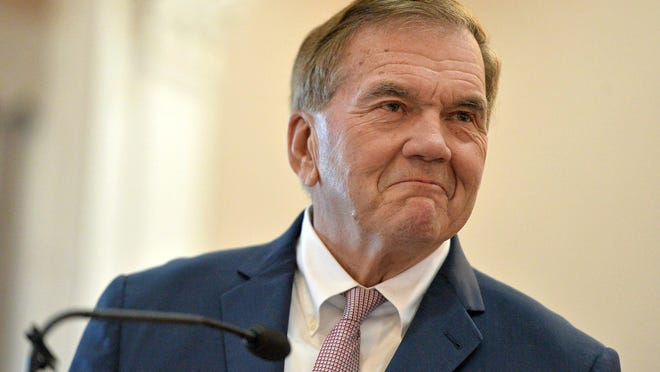 Erie native Tom Ridge, who is a former Secretary of Homeland Security, Pennsylvania Governor and U.S. Congressman, is one of three former Pennsylvania governors lending public support to Gov. Tom Wolf's response to the COVID-19 pandemic.