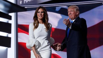 No more 'Melania Trump' underwear or honey for Slovenians