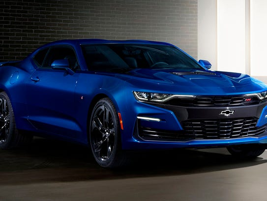 The 2019 Chevrolet Camaro. Chevrolet says that the