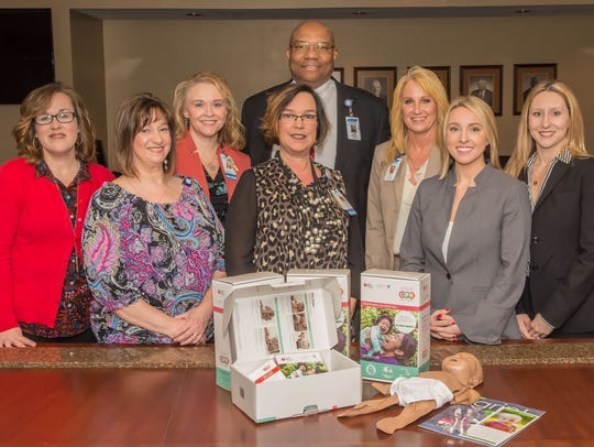 Donation of CPR Anytime Kits from Delta Dental and