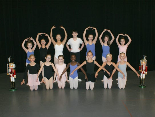More than two dozen young dancers from Rutherford County are featured in the youth cast for Nashville Ballet's current production of 'Nashville's Nutcracker,' on stage now through Dec. 23 at Tennessee Performing Arts Center.
