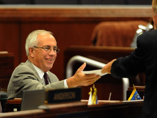 Former Assemblyman Pat Hickey is leading the charge