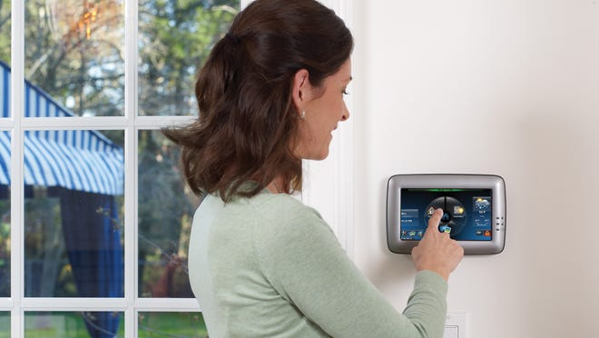High-tech security systems give you lots of choices.