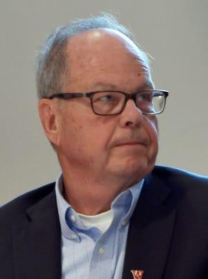 David Ward — Distict 3 alderman.