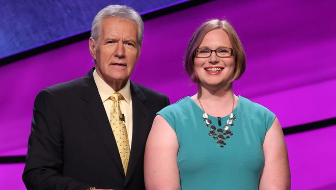 "Glasgow's Kristin Sausville will return to ""Jeopardy!"" for Tuesday night's Tournament of Champions."
