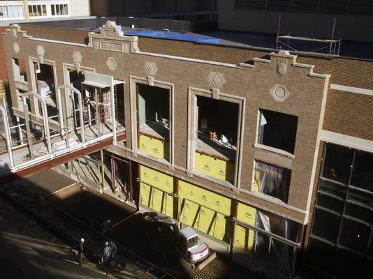 Title: Coleman building